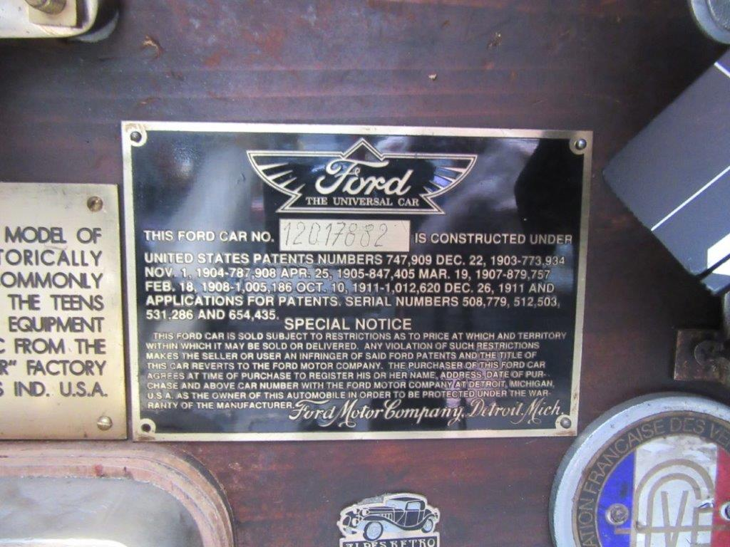 Frontenac Ford T Old Timer